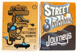 Street Sketchbook Journeys by Tristan Manco